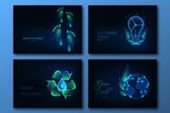 Futuristic ecology concepts, Part2. Product Image 2