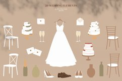 Wedding Collection. Modern Abstract Graphics. Product Image 6
