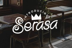Serasa - Display Font Product Image 1