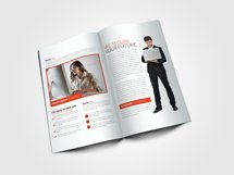 Business Bifold Brochure Templates Product Image 4