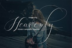 Heavenly Script Product Image 1