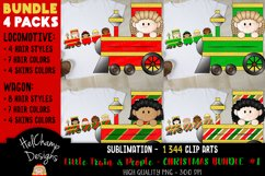 Little Trains collection - Christmas - BT001 Product Image 1