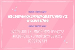 Forever Friends Font Duo Product Image 6