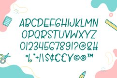 Hello Kids - Cute Display Font Product Image 3