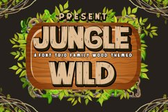Jungle wild Product Image 1