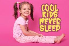 Kinder Boys - Playful Font Product Image 4