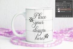 Mockup mug coffee cup psd mock up 11oz mock ups Product Image 2