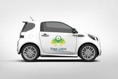 Yoga Lotus Logo Product Image 4