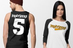 Sportsball - fun font with alternates! Product Image 6