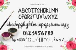 Vandella Script Product Image 5