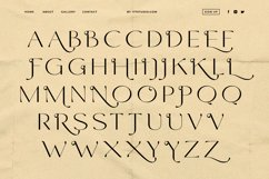 Allright - Fashionable Font Product Image 4