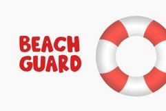 Beachday - Fun Display Font Product Image 6