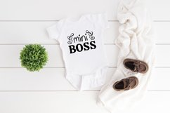Baby SVG Bundle, Baby Onesie Funny Quote SVG cut files Product Image 5