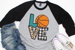 Basketball Mom - Biggest Fan - Love Basketball SVG Product Image 2