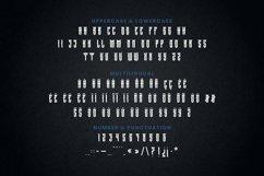 Web Font Gloryals Font Product Image 4
