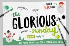 Glorious Sunday & Extras Product Image 1