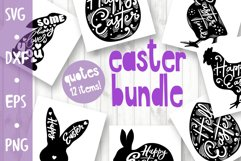 Craft Easter Bundle - quotes collection Product Image 1