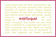 cream - complete font family Product Image 5