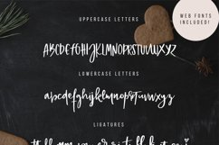 Gingerbread Font Duo 9 Premade Logo templates Product Image 2