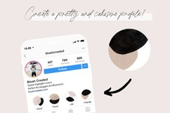 Neutral Abstract Instagram Highlight Covers Product Image 3