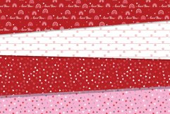 Valentines Day seamless patterns Product Image 4