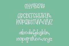 Monkey Farts a Playful Font Product Image 2
