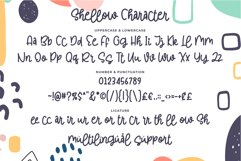 Shellow - a quirky font Product Image 3