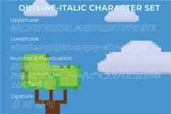 Digitizer - Pixel Font Family Product Image 7