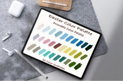 Eatser Color Palette ,Procreate palettes Product Image 1