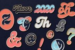 Genty - Bold Rounded Typeface Product Image 3