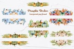 Amazing Pumpkins Watercolor Set Product Image 5