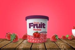 Ice Cream Cup Mockup Product Image 6