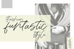 Wallapatra | Drybrush Handwriting Script Font Product Image 3
