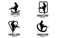 Collection of karate kids logo Product Image 1