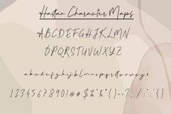 Hastan Signature // Fashionable Handwritten Font - WEB FONT Product Image 7
