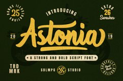 Astonia and Extras Product Image 1