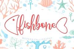 Fishbone - Modern Calligraphy Font Product Image 1