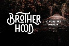 Brotherhood - Monoline Display Product Image 1