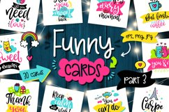 30 Funny Cards - Poster Collection! Product Image 1