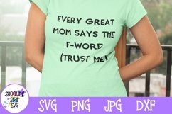 Funny Mom Shirt SVG Bundle Product Image 2