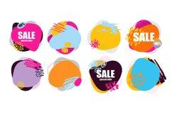 Sale banner template mega set Product Image 4