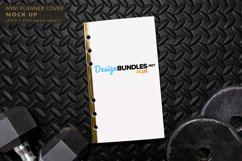 Mini Planner Cover Mock up Product Image 1