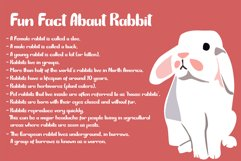 Bunny Funny   Playfull Font Product Image 2