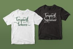 Tropical Leaves Product Image 3