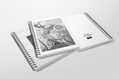 A5 Spiral Notebook Mockups Product Image 4