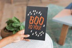 HalloQueen / Spooky Halloween font Product Image 6