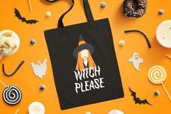 HalloQueen / Spooky Halloween font Product Image 5