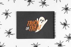 HalloQueen / Spooky Halloween font Product Image 4
