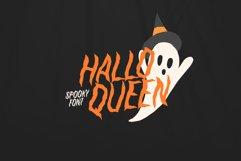 HalloQueen / Spooky Halloween font Product Image 1