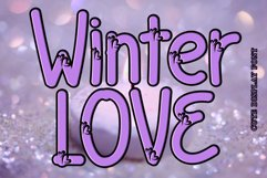 Winter Love Product Image 1